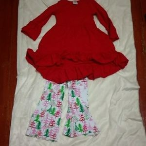 Other - Cute Boutique Christmas Outfit